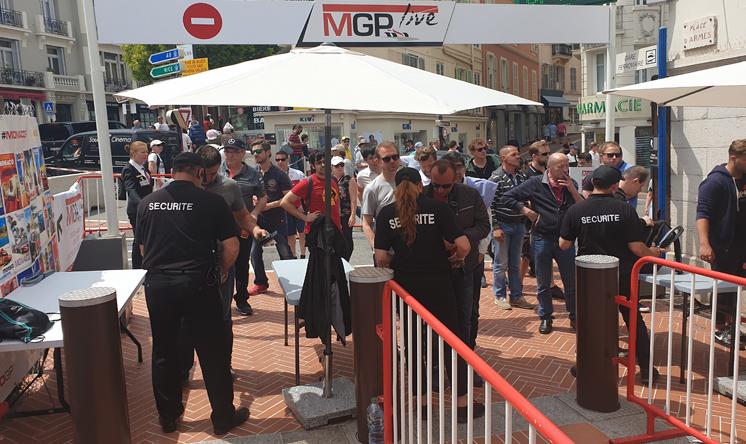Sécurité pour événementiel Monaco Cannes