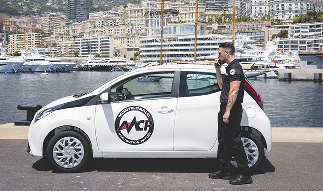 Rondes de sécurité Monaco