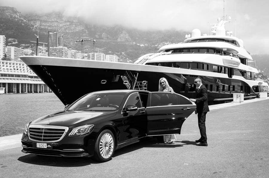 Monaco Sécurité Yachts et bateaux de Croisière