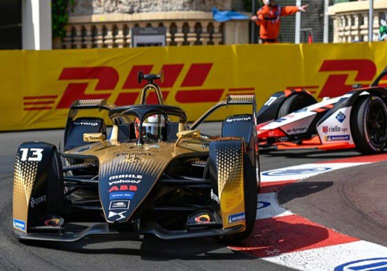 Monaco E Prix Sécurité